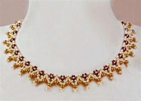 bead magic free pattern for necklace miranda magic bloglovin