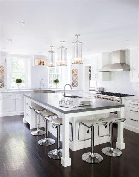 kitchen island seats 4 5 design ideas for kitchen islands with seating doorways