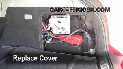 2004 Cadillac Cts Battery by Battery Replacement 2008 2015 Cadillac Cts 2010