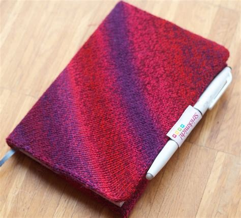 knitted book cover pattern free book and book cover knitting patterns in the loop knitting