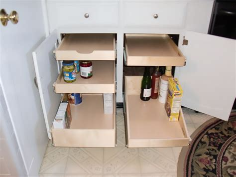 kitchen cabinet pull out shelves pull out shelves for your kitchen cabinets kitchen