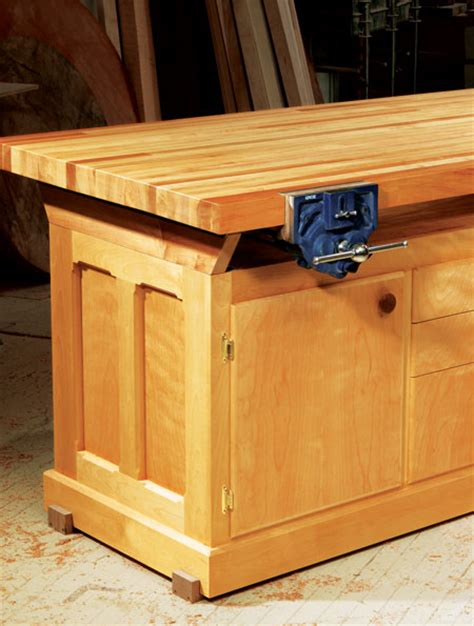 popular woodworking workbench storage workbench popular woodworking magazine