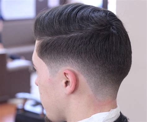 light fader low fade haircut back awesome wodip