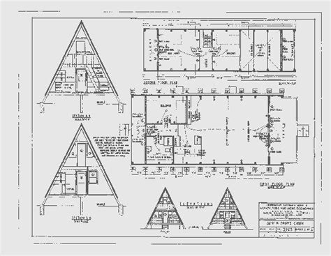 a frame floor plans a frame home design plans ideasplataforma