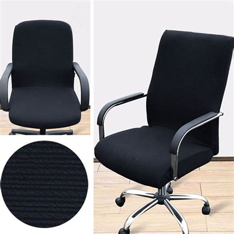 swivel chair slipcover new chair cover comfortable stretchy office armchair seat