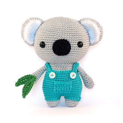 amigurumi pattern patterns by diy fluffies koala amigurumi pattern