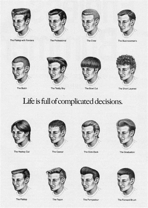 names of different haircuts 1000 ideas about men haircut names on pinterest