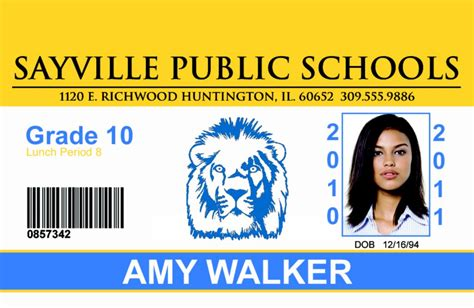 make a student id card unit 5 graphic design mrs stead s site