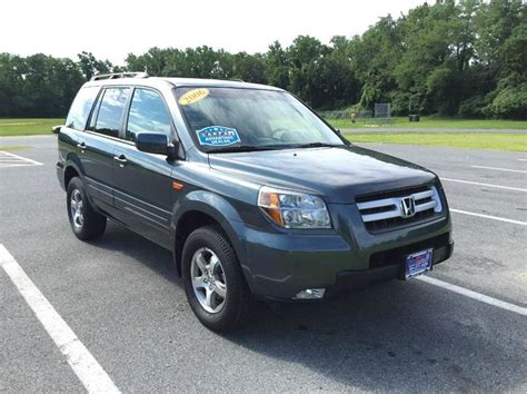 2006 Honda Pilot Mpg by 2006 Honda Pilot Ex L 4dr Suv 4wd In Brentwood Md Mr