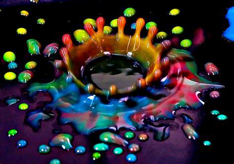 coloured water aqua ad colour education ad colour education
