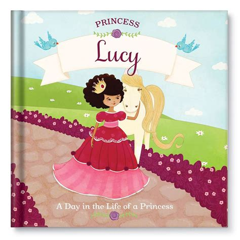 personalized children books with their picture a day in the of a princess personalized children s