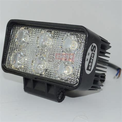 12 volts led light bulbs 2pcs white 12 volt 18w led working light bulbs worklight