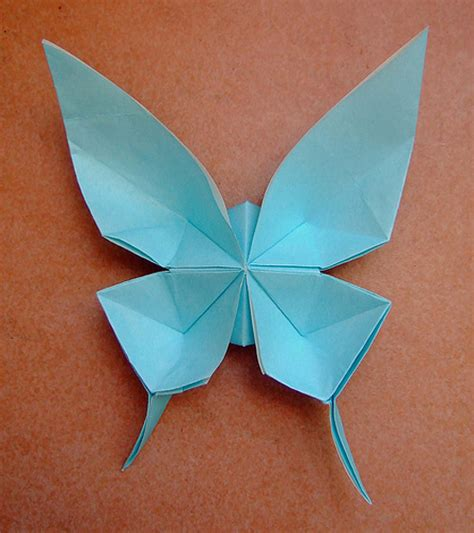 blue origami paper butterfly blue origami paper 2016