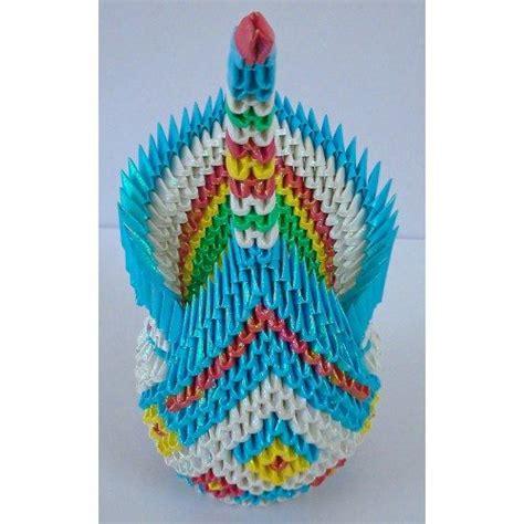 3d origami animals 3d origami animals swan craftsvilla indian