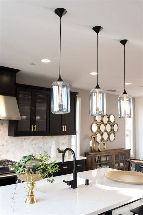 black kitchen lighting 25 best ideas about pendant lights on kitchen