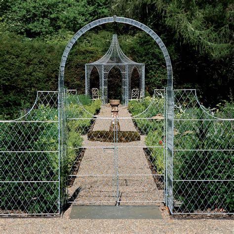 Garden Arch Gate Uk Gates Metal Garden Gates