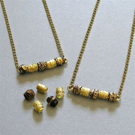 how to make paper bead jewelry 17 best ideas about paper tutorial on