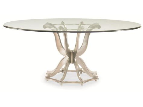 bases for glass dining room tables century furniture dining room metal base dining table with