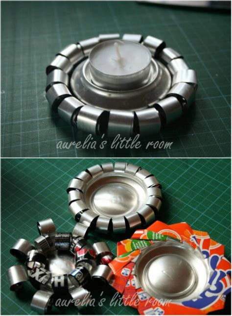 soda can craft projects 20 genius ways to recycle soda cans into amazing diy