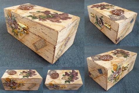boxes for decoupage decoupage box 4 by pinterzsu on deviantart