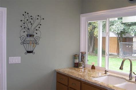 kitchen wall ideas paint greeny wall paintings modern diy designs