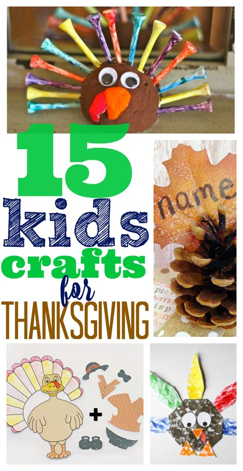 thanksgiving crafts to do with 15 creative thanksgiving crafts i can teach my child