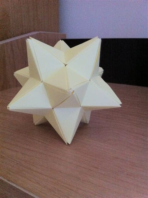 modular origami origami images origami stellated dodecahedron hd wallpaper