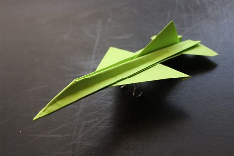 easy and cool origami how to make a cool paper plane origami f16