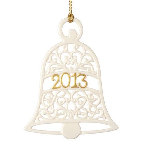 2015 lenox a year to remember porcelain ornament