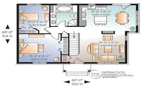small split level house plans 2 bedroom single level house plan split level bedrooms small single level house plans