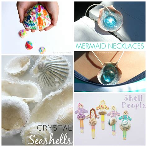 craft ideas for for adorable seashell craft ideas for crafty morning