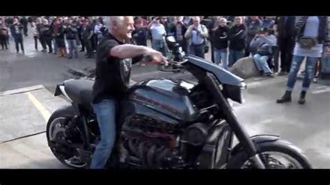 Boss Hoss Motorrad 2015 by Boss Hoss Meeting 2015 Youtube
