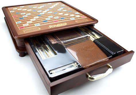 luxury scrabble board scrabble luxury edition board card