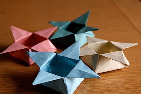 origami cool stuff to make baskets boxes and bowls origami