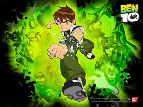 Ben Tennyson Ben 10 Wallpaper 8258486 Fanpop