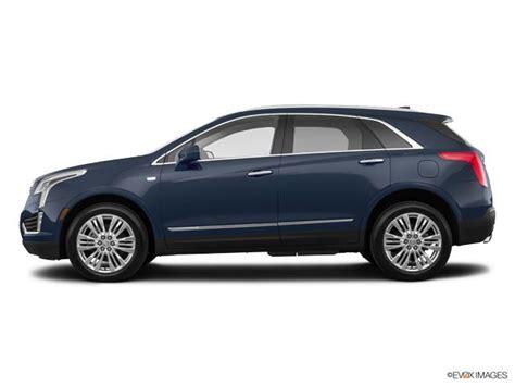 Cadillac Libertyville by Libertyville Harbor Blue Metallic 2018 Cadillac Xt5 Used
