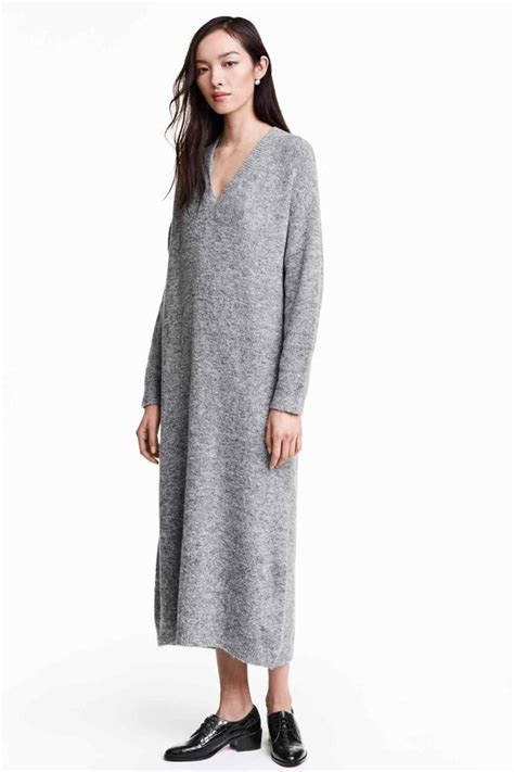 knitted dress h m knitted dress endource