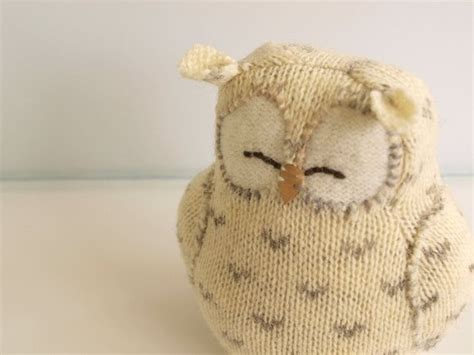 knitting patterns for owls knitted owl archives knitting is awesome