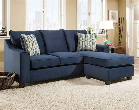 blue sectional sofa with chaise blue sofa with accent pillows nile blue 2 pc
