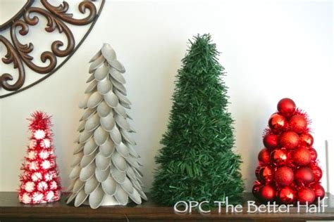 craft store trees crafts make decorative trees four different