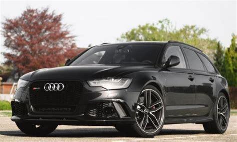 Audi Rs6 Black by Audi Rs6 2014 Black