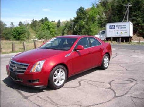 2008 Cadillac Cts Review by 2008 Cadillac Cts Start Up Engine Review