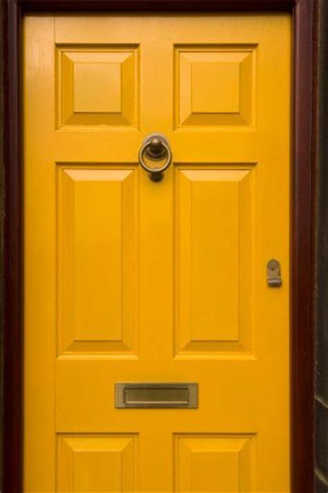 yellow front door feng shui yellow front doors colors and blue doors on