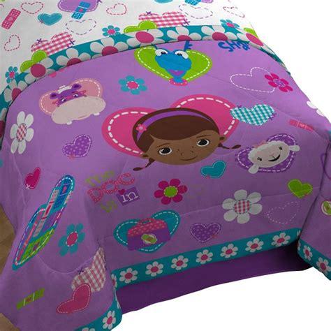 doc mcstuffins bedding set disney doc mcstuffins comforter animal friends