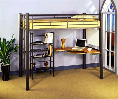 loft beds with desk for best ikea loft beds for and adults bedroom ideas