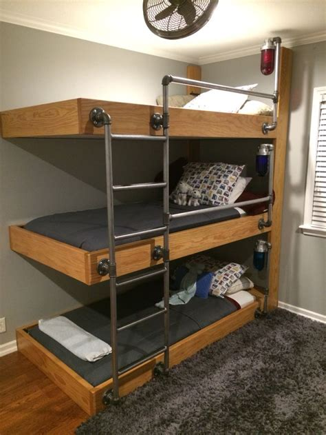3 bunk beds 25 best ideas about bunk beds on