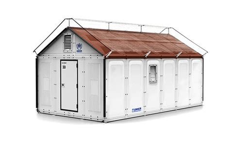 ikea flat pack house for sale ikea unveils solar powered flat pack shelters for easily
