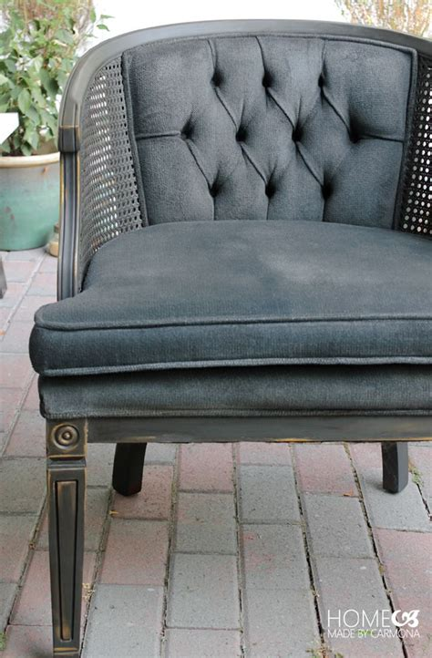 chalk paint upholstered chair 25 best images about graphite chalk paint on