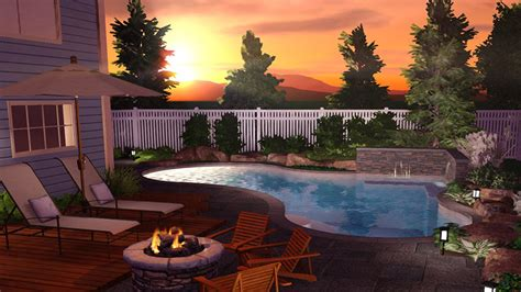pool design software pool studio the best 3d swimming pool design software
