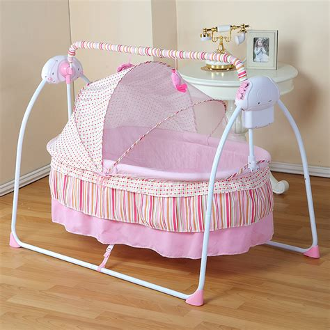 baby cradle crib aliexpress buy fashion electric baby crib baby